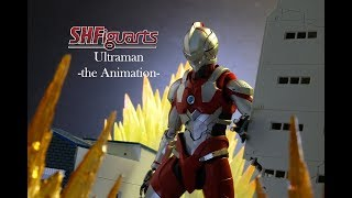 Toy Review: S.H. Figuarts Ultraman - the Animation-