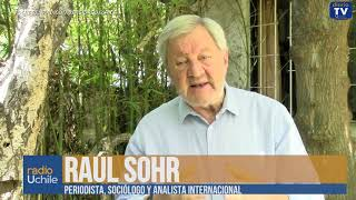 Raúl Sohr #YoCreoenlaRadioUniversidadDeChile