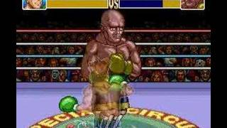 Super Punch Out!! Nick Bruiser in 0