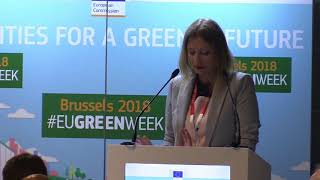 EU Green Week 2018: Financing solutions for sustainable cities