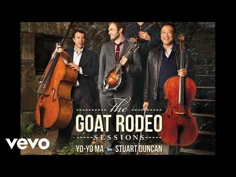 YoYo Ma, Stuart Duncan, Edgar Meyer, Chris Thile  Here and Heaven Audio