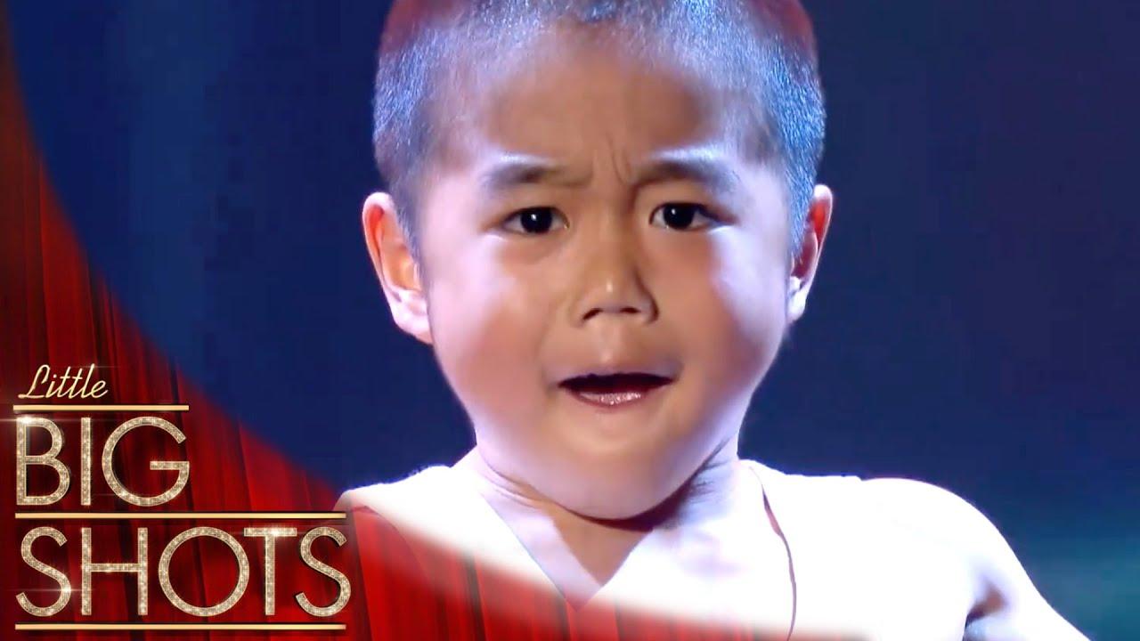 Download Meet The New Bruce Lee - Ryusei 🥋 @Best Little Big Shots