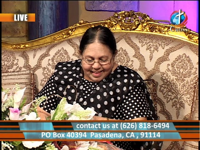 The Light of the Nations  Rev. Dr. Shalini Pallil 02-04-2019