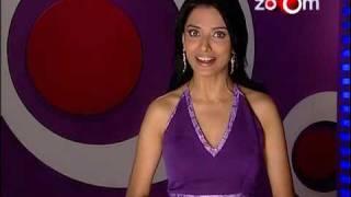 Nishabd Jiah Khan Amrita Arora on Zoom TV's Page3 050307