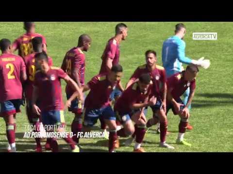 AD Portomosense 0 FC Alverca 3 - Highlights