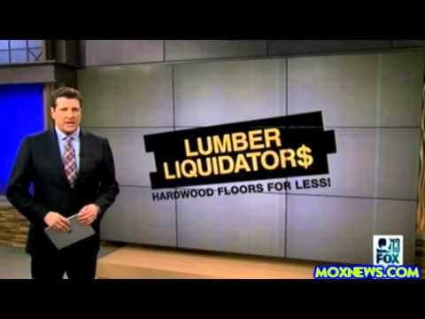 Government Says Laminated Wood Flooring Sold By Lumber Liquidators Has Dangerous Health Risks