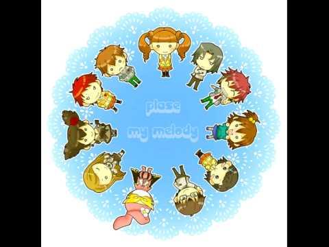 Onegai My Melody ~Kuru Kuru Shuffle!~ Full Opening