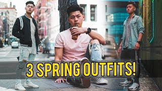 SPRING/SUMMER OUTFIT INSPIRATION | 2018 MEN