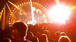 Conchita Wurst at Dansk Melodi Grand Prix 2018