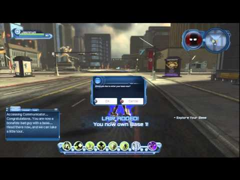 DCUO : Home Turf DLC : How To Get A Lair