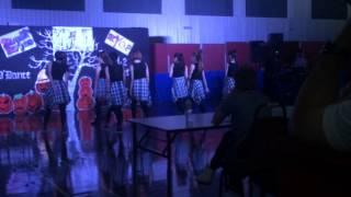 Virus-X virus ladies street dance