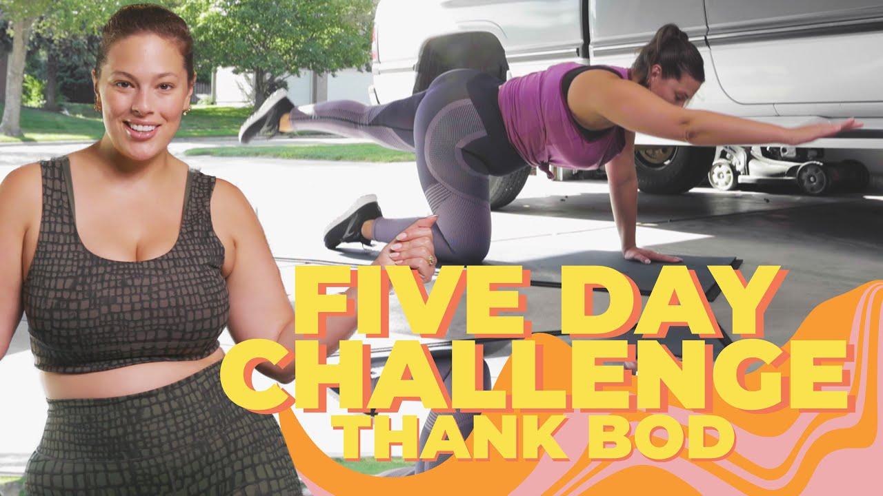 Thank Bod Challenge With Ashley Graham | Trailer