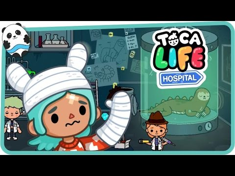 toca life: hospital مجاناً