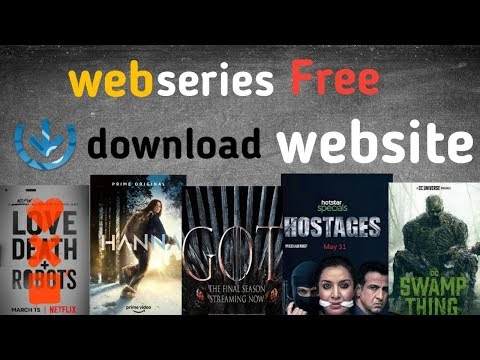 Top Site  For Downloading Web Series And Movies In 2019