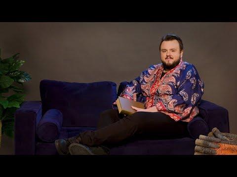 John Bradley Reads a Game of Thrones Sex Scene