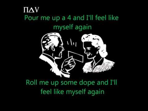 Nav - Myself [Lyrics]