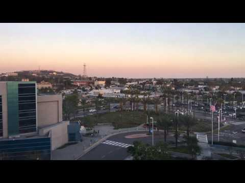 Time lapse @Long Beach Memorial Hospital