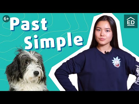 Past Simple — просто, понятно, быстро  [Грамматика английского языка] | EnglishDom
