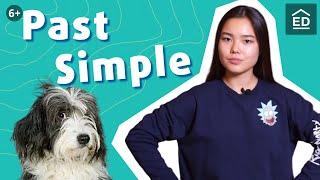 Past Simple — просто, понятно, быстро  [Грамматика английского языка]   EnglishDom