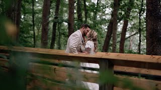 Sara & Michael | New River Gorge Overlook