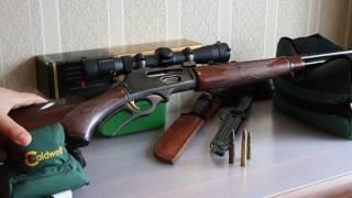 обзор Marlin 336C Lever Action Rifle
