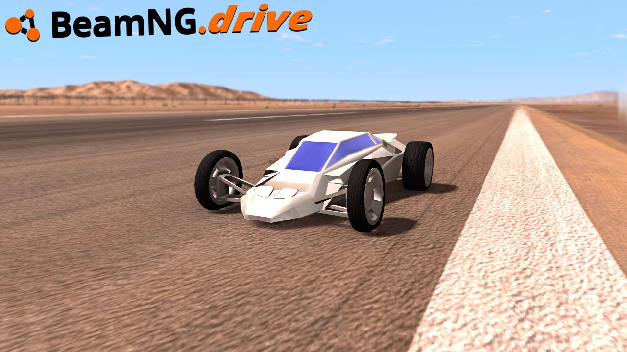 Beamng Drive Fastest Car
