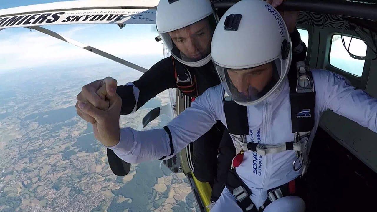 saut en parachute noyon