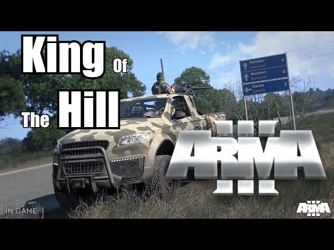 Arma 3 king of the hill #16