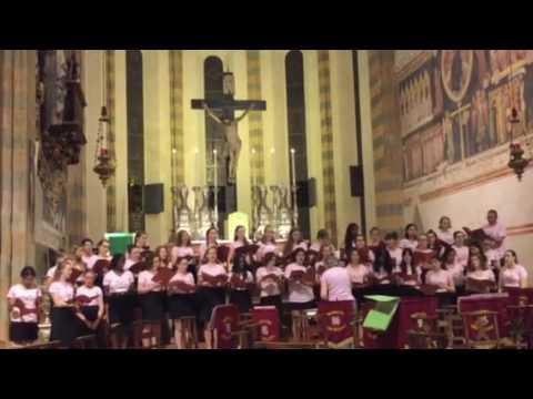 Norwich High School Music Tour - Verona