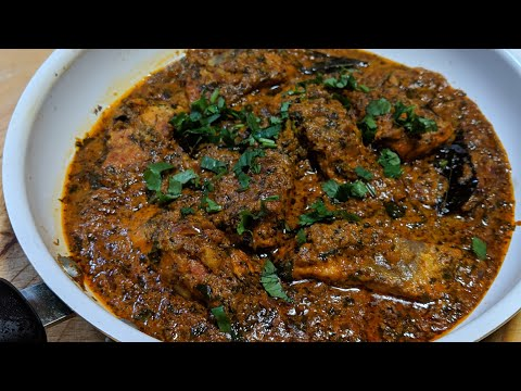 Punjabi Fish Curry | Kasuri Methi Fish Curry | Ep 234