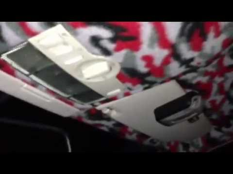 Diy How To Replace Interior Overhead Lights Mk4 Vw Jetta Gti