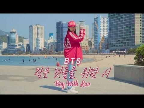 BTS (방탄소년단) - 작은 것들을 위한 시 (Boy With Luv) 안무 풀버전 커버댄스 거울모드 / Cover Dance (Mirrored)