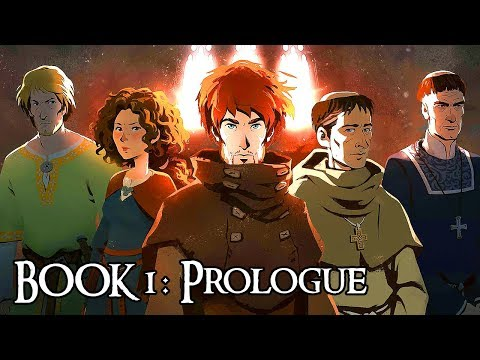 | THE STRUGGLE IS REAL! | - The Pillars Of The Earth (Book 1: Prologue)