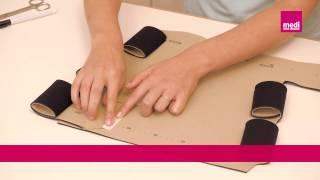 circaid reduction kit lower leg clinician instructions