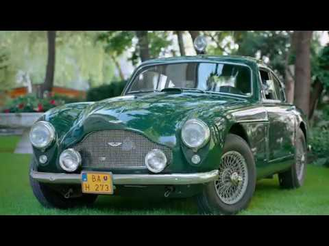 Pebble Beach Concours D'Elegance: Karol Pavlu From Slovakia Shares His Own Car Story