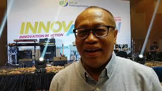 Testimoni Direktur BPJS Ketenagakerjaan Bp. Agus Susanto