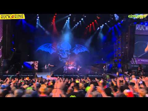 Avenged Sevenfold - Afterlife   at Rock Am Ring  ᴴᴰ