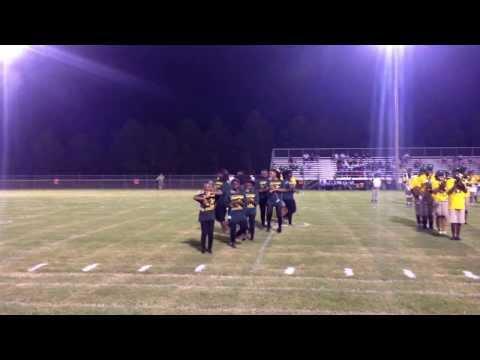 2013 Season Opener Estill High School Marching Band