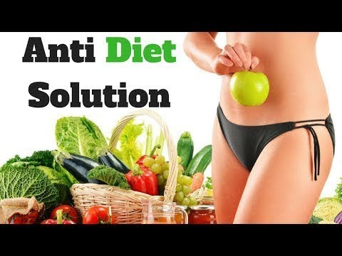 Anti Diet Solution Review - Scam or Legit?