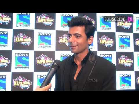 Interview with Sunil Grover for show The Kapil Sharma Show