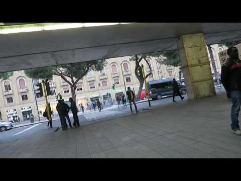 Santa Maria Novella Train Station, Florence, Italy