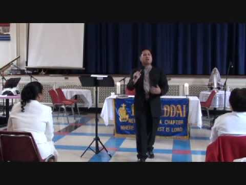 El Shaddai New York Chapter BCM part 6