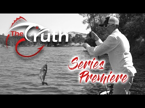 How To Catch Bass At Folsom Lake - The Truth - Series Premiere