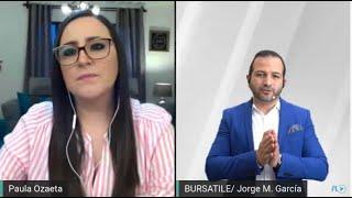 Jorge Mario García enseña sobre cómo invertir dinero en Wall Street