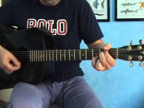 True_Spandau Ballet_Unplugged Version_Guitar Lesson