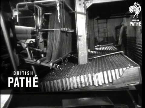 Lace Making  (1940-1949)