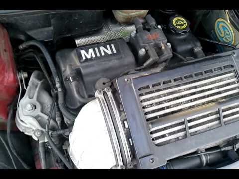 Mini Cooper S 05 Timing Chain Tensioner Easy Fix Youtube