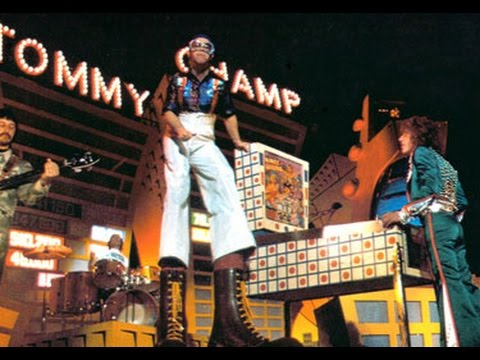 Tommy - Pinball Wizard - The Who/Elton John (1975 Film)