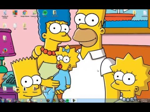 La mejor pagina para VER y DESCARGAR capitulos de Los Simpson en HD y Audio Latino.