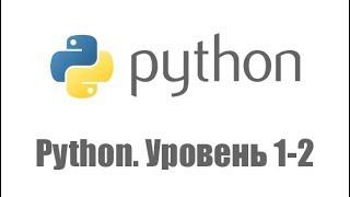 Python. Уровень 1. Базовый курс-1 видео (Специалист)
